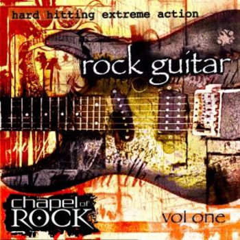 ROCK GUITAR - Hard Hitting Extreme Action