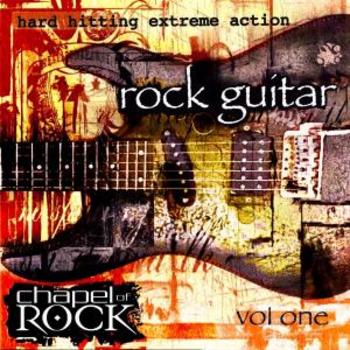 ROCK GUITAR - Hard Hitting Extreme Action