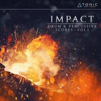 Impact: Drum and Percussive Scores Vol. 1