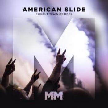 - American Slide - Freight Train of Rock
