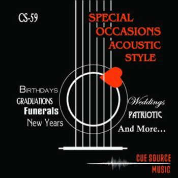 Special Occasions Acoustic Style