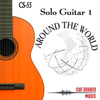 Solo Guitar 1: Around the World