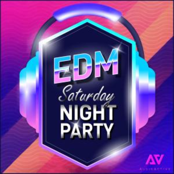 EDM Saturday Night Party