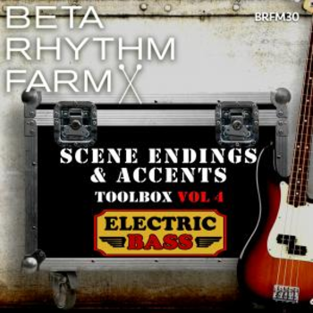 Scene Endings & Accents Toolbox Vol 4 Electric Bass BRFM30