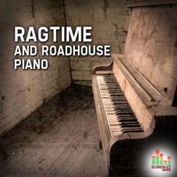 Ragtime and Roadhouse Piano
