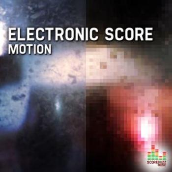 Electronic Score - Motion