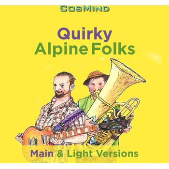 Quirky Alpine Folks - Main & Light Versions