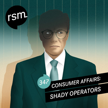 Consumer Affairs: Shady Operators