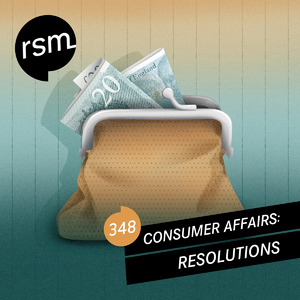 Consumer Affairs: Resolutions