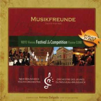 Musikfreunde 2011 - NBYO Friends of Music
