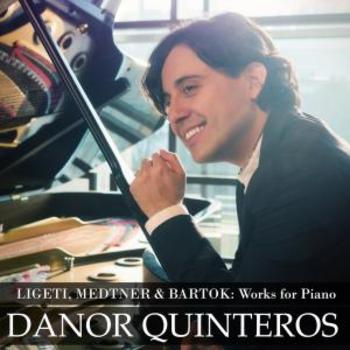 Ligeti, Medtner & Bartok: Works for Piano