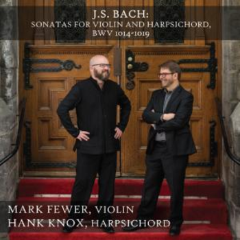 J.S. Bach: Sonatas for Violin and Harpsichord, BWV