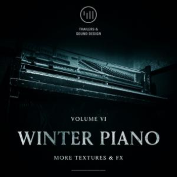 Winter Piano Vol 6: More Textures and FX