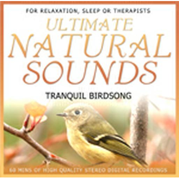 Ultimate Natural Sounds Tranquil Birdsong