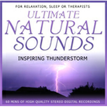 Ultimate Natural Sounds Inspiring Thunderstorms