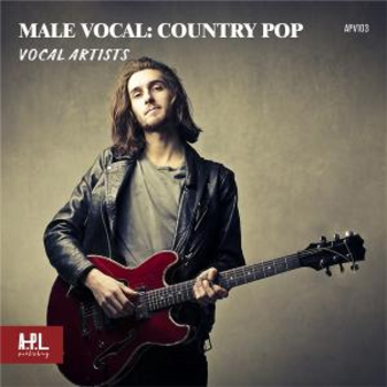 Male Vocal: Country Pop