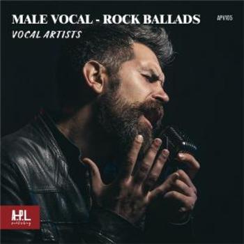 Male Vocal - Rock Ballads