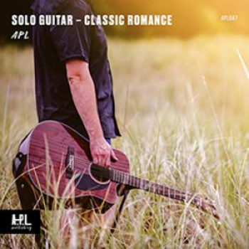 APL 047 Solo Guitar Classic Romance
