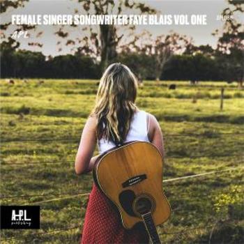 APL 088 Female Singer Songwriter Faye Blais vol ONE