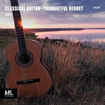 APL 086 Classical Guitar Thoughtful Regret