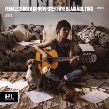 APL 089 Female Singer Songwriter Faye Blais vol TWO
