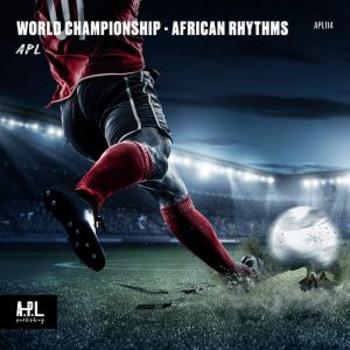 APL 114 World Championship African Rhythms