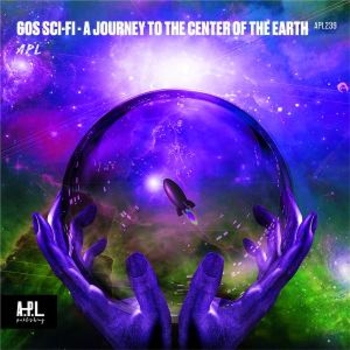 APL 239 60s Sci Fi A Journey To The Center Of The Earth