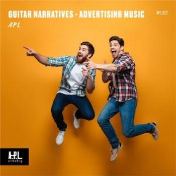 APL 322 Guitar Narratives Advertising Music