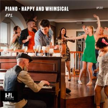 APL 312 Piano Happy and Whimsical