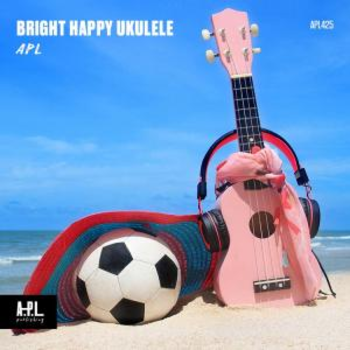 APL 425 Bright Happy Ukulele