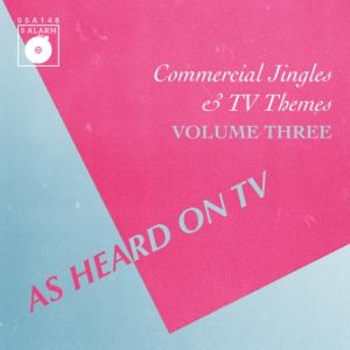 As Heard On TV Vol 3 Commercial Jingles and TV Themes