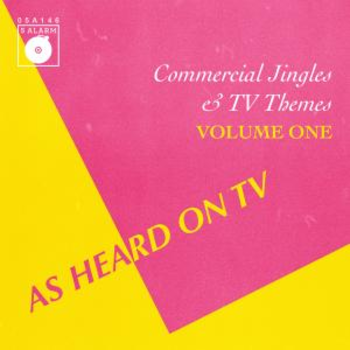 As Heard On TV Vol 1 Commercial Jingles and TV Themes