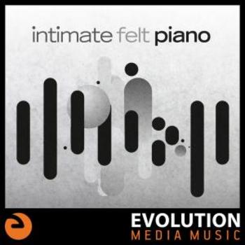 Intimate Felt Piano