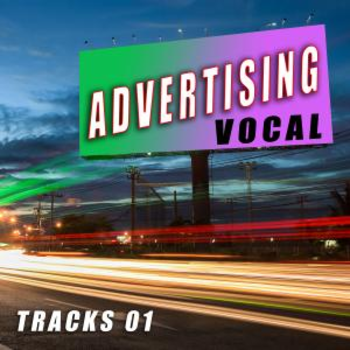 Advertising Vocal Tracks 01