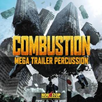 Combustion - Mega Trailer Percussion