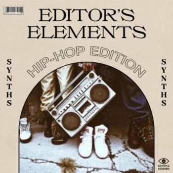 Epic Hip Hop Sound Design Synths