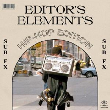 Epic Hip Hop Sound Design Sub FX