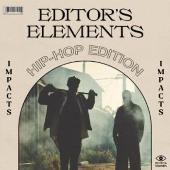 Epic Hip Hop Sound Design Impacts