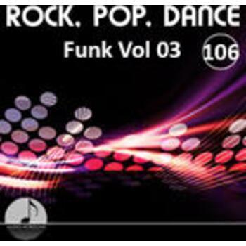 Rock Pop Dance 106 Funk Vol 03