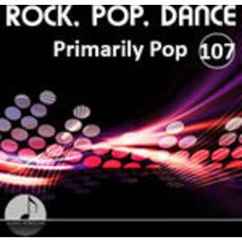 Rock Pop Dance 107 Primarily Pop