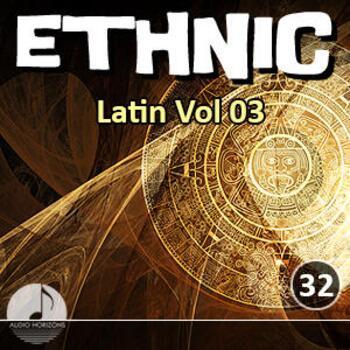 Ethnic 32 Latin Vol 03