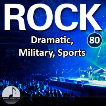 Rock 80 Dramatic, Military, Sports