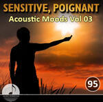 Sensitive Poignant 95 Acoustic Moods Vol 03