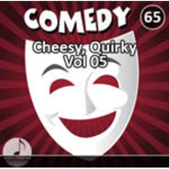 Comedy 65 Cheesy, Quirky Vol 05