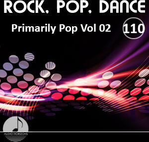 Rock Pop Dance 110 Primarily Pop Vol 02