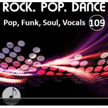 Rock Pop Dance 109 Pop, Funk, Soul, Vocals