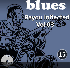 Blues 15 Bayou Inflected Vol 03