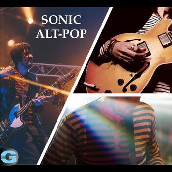 Sonic Alt Pop - Happy Pop Rock Folk