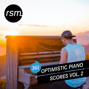 Optimistic Piano Scores Vol. 2