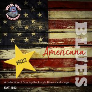 KAT 1653 AMERICANA BLUES (VOCAL)